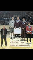 HHS Senior Places At State Tournament