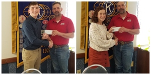 Kiwanis November Students of the Month