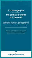 Help your school! Census 2020