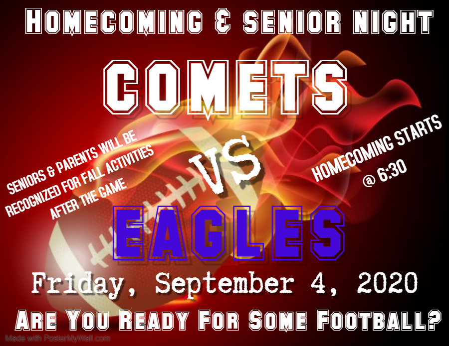 Homecoming & Senior Night